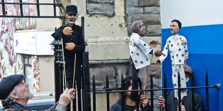 Local History Through Puppetry - film screening tickets