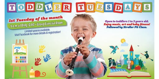Toddler Tuesdays (December)