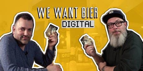 WEWANTBIER.digital (Digitale Woche Dortmund #diwodo) Tickets