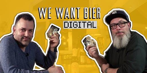 WEWANTBIER.digital (Digitale Woche Dortmund #diwodo)