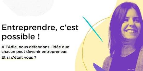 """Atelier """"Comment financer ses besoins de mobilité"""" tickets"""