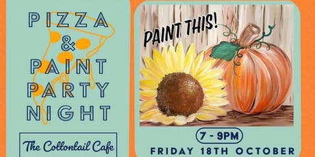 Autumn Pizza & Paint event tickets