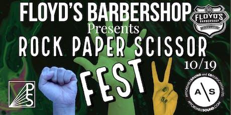 Rock Paper Scissor Fest tickets