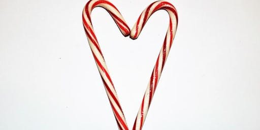 Candy Cane Launch Party