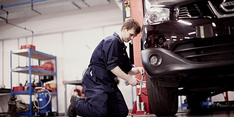 Get Started with Motor Vehicle: Vehicle Maintenance tickets