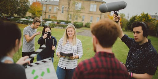 SAE Oxford - Film Workshop - Getting to grips with the camera
