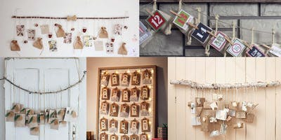 Victorian Christmas Advent Calendar Workshop with Jaimie MacDonald