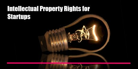 Intellectual Property Rights For Startups tickets