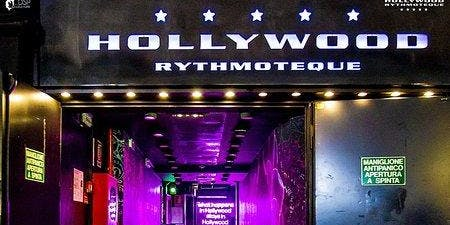 Hollywood - Milano - Funzies - Discoteca