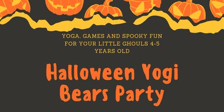 Halloween Yogi Bears Party tickets