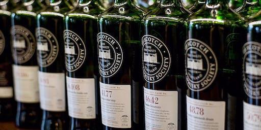 SMWS Whisky Bottle Tasting