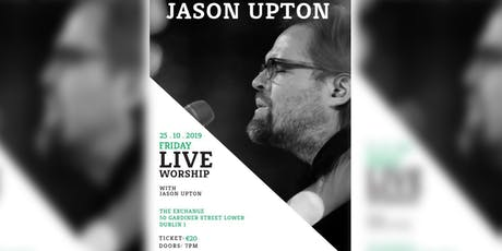 Jason Upton LIVE tickets
