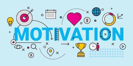 Motivation Workshop tickets