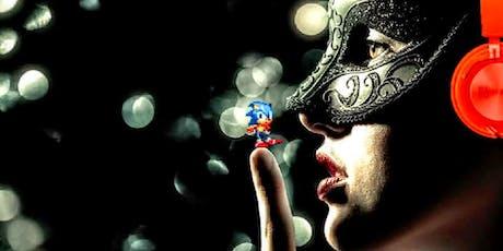 Silent Disco x Retro Gaming Masquerade Soirée @ Chelsea Harbour Hotel tickets