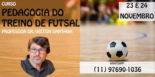Pedagogia do treino de futsal
