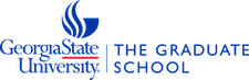 The Graduate School at GSU logo