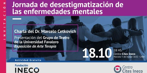 Jornada de Desestigmatización de las Enfermedades Mentales