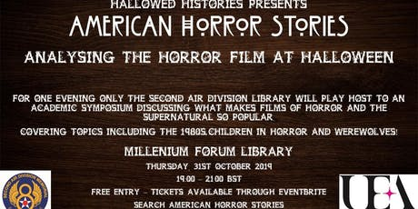 American Horror Stories: A Night of Supernatural Film Analysis tickets