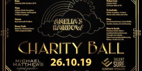 Amelia's Rainbow Charity Ball  tickets