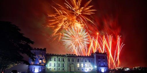 Kimbolton Castle Fireworks 2019