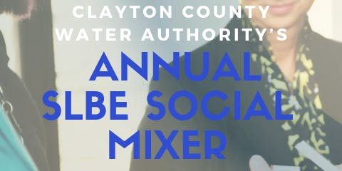 CCWA's SLBE Annual Business Network Mixer