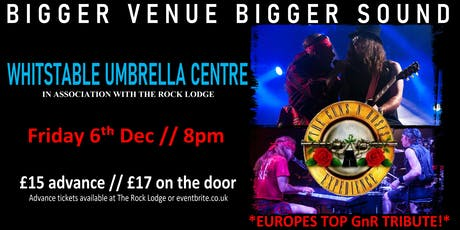The Guns N Roses Experience (Europe's best GnR Tribute) live in Whitstable tickets