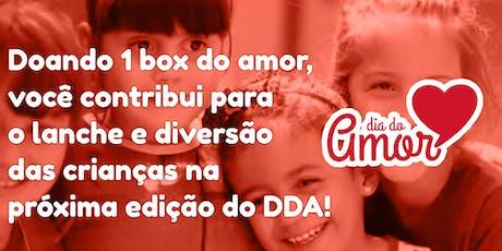 DIA DO AMOR - EDIÇÃO OUTUBRO 19 tickets
