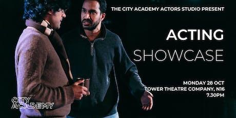 Acting Showcase | City Academy Actors Studio tickets