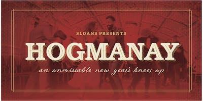 Hogmanay at Sloans