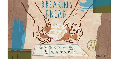 Breaking Bread Sharing Stories tickets