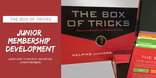 Junior Membership Development - Box Of Tricks