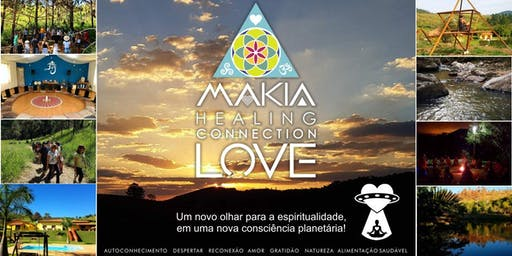 Retiro Makia Reveillon 2020 - Virada do Amor