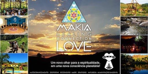 Retiro Makia Conexão Terra - Feriado 15 de Novembro