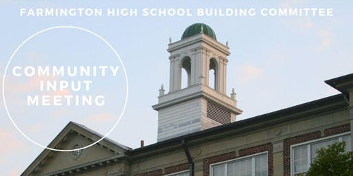 FHS Building Committee Community Input Meeting