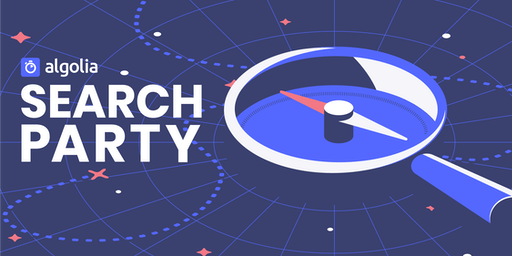 Algolia Search Party - Read the Docs!