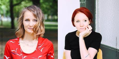 Writers Unlimited | Fleur Pierets & Wlada Kolosowa tickets