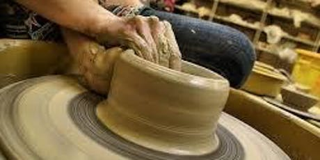 5-week Pottery Throwing Course (Wednesdays) tickets