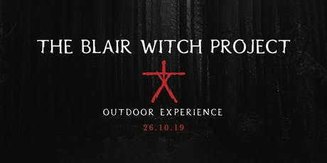 Blair Witch Outdoor Halloween Experience tickets
