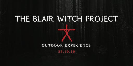 Blair Witch Outdoor Halloween Experience