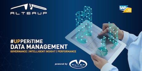 Data Management: ottimizza la governance aziendale biglietti