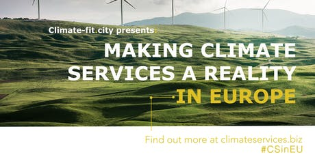 Making Climate Services a Reality in Europe billets