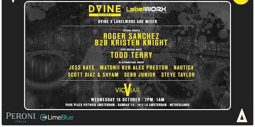 DVINE X Label WORX ADE Mixer @ VICE Bar