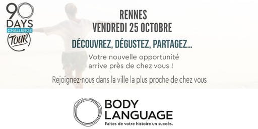 90 days Challenge Tour - Rennes