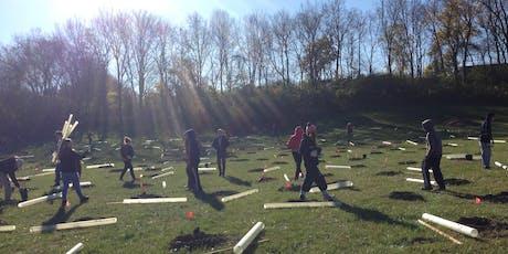 Riparian Buffer Tree Planting & Site Prep - WWTP tickets
