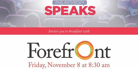 Breakfast with Forefront tickets