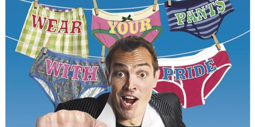 Nutty Noah's righteously funny 'Wear Your Pants With Pride' Children's Show