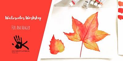 Watercolor Workshop für Anfänger