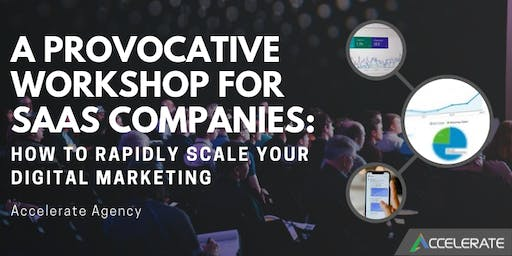 Bristol TechFest for SaaS Companies:  How to Rapidly Scale Your Digital Marketing