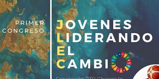 Congreso Jóvenes Liderando el Cámbio
