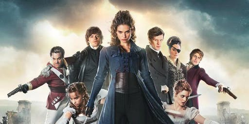 The Talkies; Pride and Prejudice and Zombies